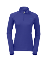 WOMEN'S EXPEDITION LONG-SLEEVE ZIP NECK