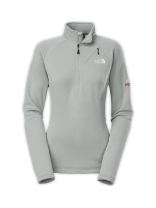 WOMEN'S FLUX POWER STRETCH 1/4 ZIP