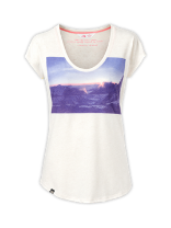 WOMEN'S GRAPHIC INSPIRE SHORT-SLEEVE