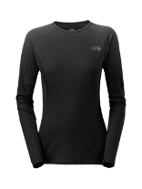 WOMEN'S LIGHT LONG-SLEEVE CREW NECK