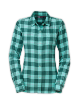 WOMEN'S LONG-SLEEVE SUNNYSLOPE FLANNEL SHIRT