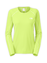 WOMEN'S LONG-SLEEVE VOLTAGE TEE