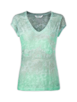 WOMEN'S LUMINOUS SHORT-SLEEVE