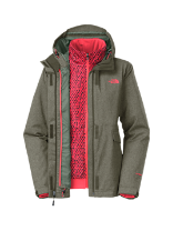 WOMEN'S MARGOT TRICLIMATE® JACKET