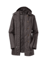 WOMEN'S RIVERDALE TRENCH TRICLIMATE® JACKET