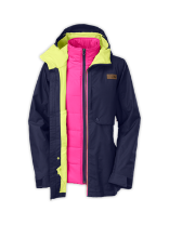 WOMEN'S SHADOW TRICLIMATE® JACKET