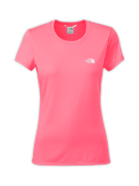 WOMEN'S SHORT-SLEEVE REAXION AMP TEE