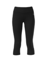 WOMEN'S TADASANA CROP LEGGINGS