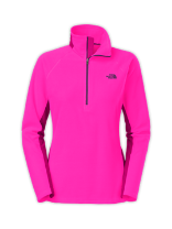 WOMEN'S TECH 100 1/2 ZIP