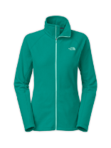 WOMEN'S TECH 100 FULL ZIP
