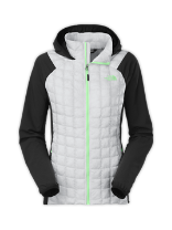 WOMEN'S THERMOBALL™ HYBRID HOODIE