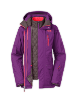 WOMEN'S THERMOBALL™ TRICLIMATE® SNOW JACKET