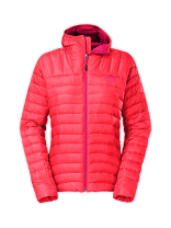 WOMEN'S TONNERRO HOODED JACKET