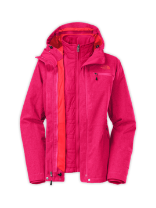 WOMEN'S UPANDOVER TRICLIMATE® JACKET