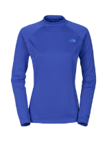 WOMEN'S WARM LONG-SLEEVE MOCK NECK