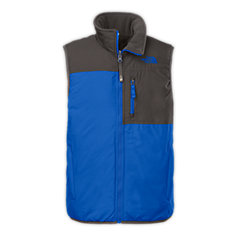 BOYS' INSULATED REVERSIBLE LEDGER VEST