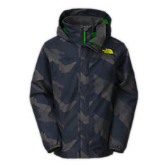 BOYS' PRINTED RESOLVE JACKET