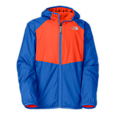 BOYS' WARP TIDE REVERSIBLE WIND JACKET