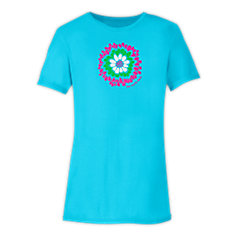 GIRLS' SHORT-SLEEVE SEVERNI CREW TEE