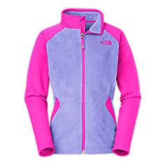 Fleece Jacket Girls