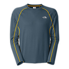MEN'S GTD LONG-SLEEVE  CREW