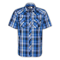 MEN'S SHORT-SLEEVE DARDEN POPLIN SHIRT