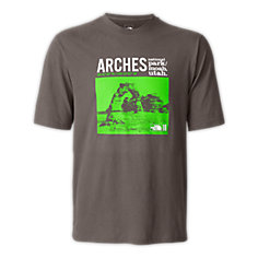 MEN'S SHORT-SLEEVE NATIONAL PARKS TEE