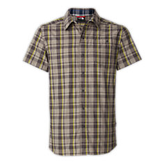 MEN'S SHORT-SLEEVE ORANGAHANG WOVEN