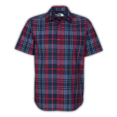 MEN'S SHORT-SLEEVE ZANDER POPLIN SHIRT