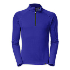 MEN'S WARM ZIP NECK