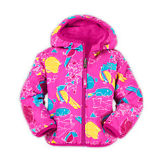 VESTE  CAPUCHON RVERSIBLE LIL BREEZE POUR BBS
