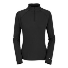 WOMEN'S LIGHT ZIP NECK