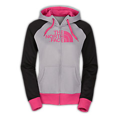 WOMEN'S PEAK DOME FULL ZIP HOODIE