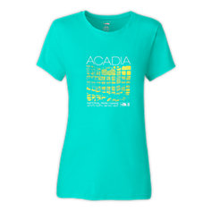 WOMEN'S SHORT-SLEEVE NATIONAL PARKS TEE