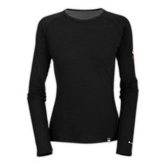 WOMEN'S WARM MERINO CREW NECK