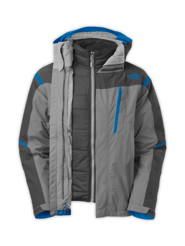 MEN'S VORTEX TRICLIMATE JACKET