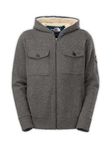 MEN'S BATESBERG FULL ZIP SWEATER