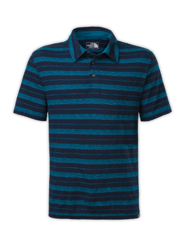 MEN'S SHORT-SLEEVE WENTWORTH POLO