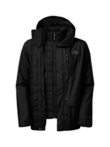 MEN'S THERMOBALL™ TRICLIMATE® SNOW JACKET