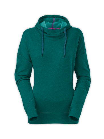 WOMEN'S EMERSON PULLOVER HOODIE