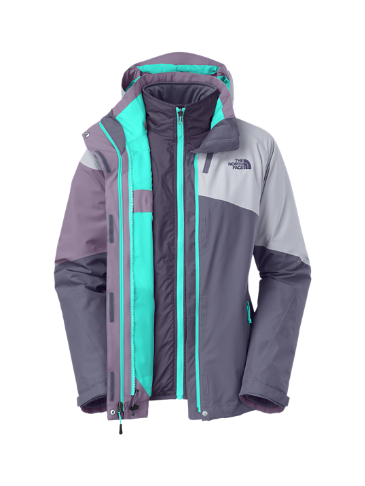 WOMEN'S CINNABAR TRICLIMATE® JACKET - SAVE NOW