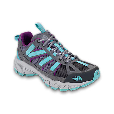 photo: The North Face Women's Ultra 50 trail running shoe