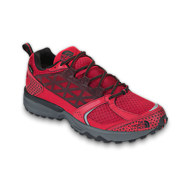 photo: The North Face Single-Track GTX XCR II trail running shoe