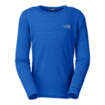 photo: The North Face Boys' Long-Sleeve Baselayer Tee