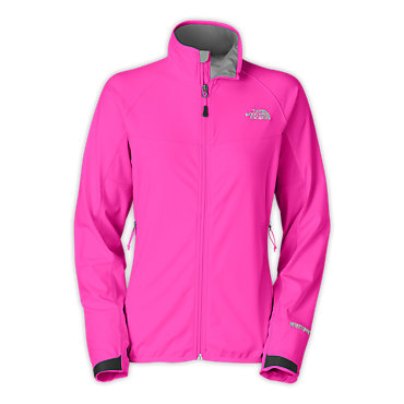 photo: The North Face Women's Cipher Jacket soft shell jacket