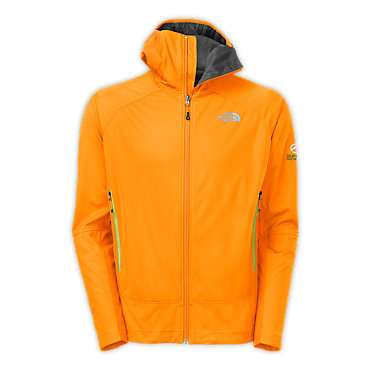 photo: The North Face Alpine Project Soft Shell Jacket soft shell jacket