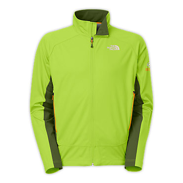 photo: The North Face Men's Alpine Project Hybrid Jacket