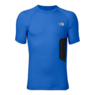 photo: The North Face Men's Short-Sleeve Litho Tee