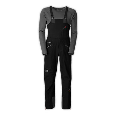 photo: The North Face Men's Kichatna Bib waterproof pant