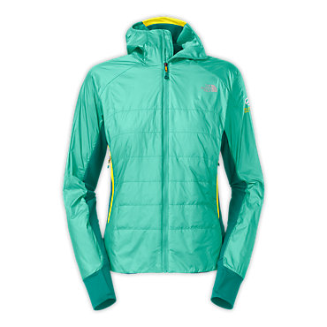 photo: The North Face Women's Super Zephyrus Hoodie synthetic insulated jacket